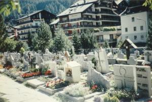 Zermatt Graveyard