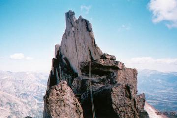 Longs Peak Keyhole Ridge Tower